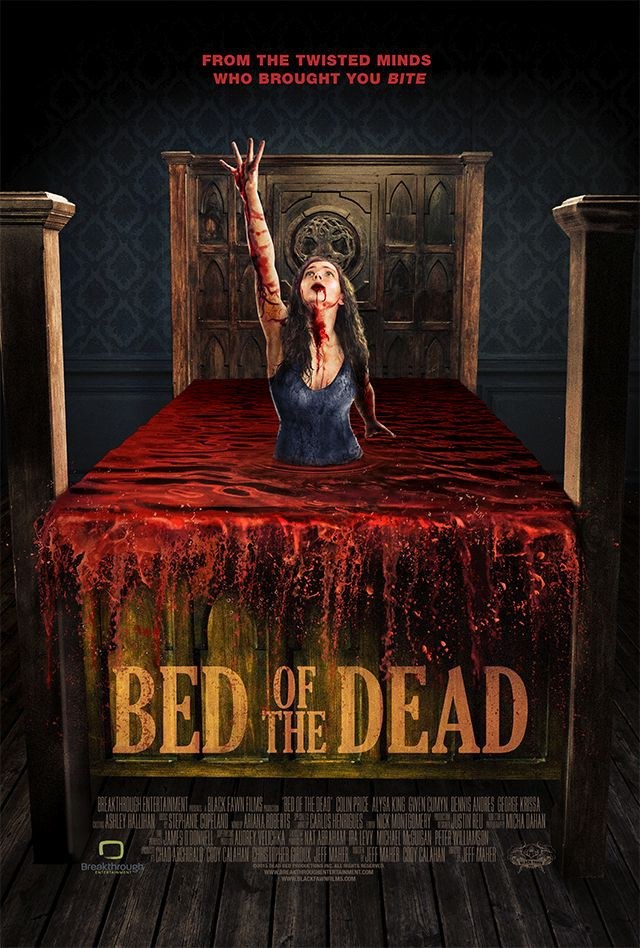 Bed of the Dead - Teaser Poster