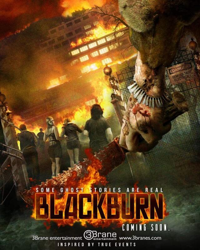 Blackburn - Teaser Poster