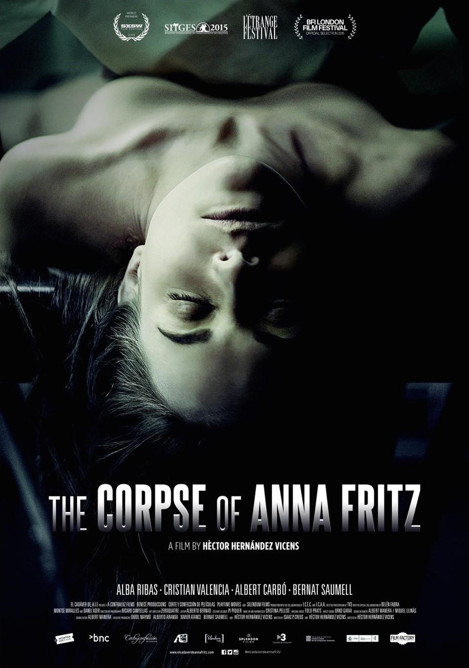 Die Leiche Der Anna Fritz Handlung
