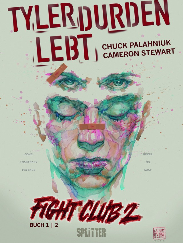 Fight Club 2 - Band 1 Cover