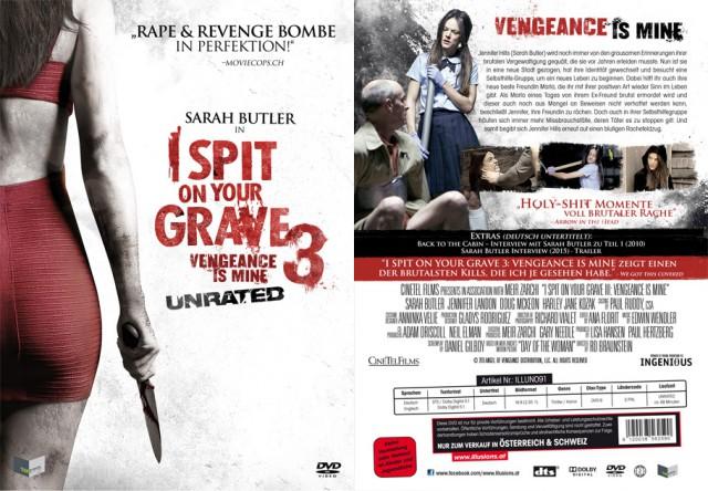 Vorder und Rückseite der DVD