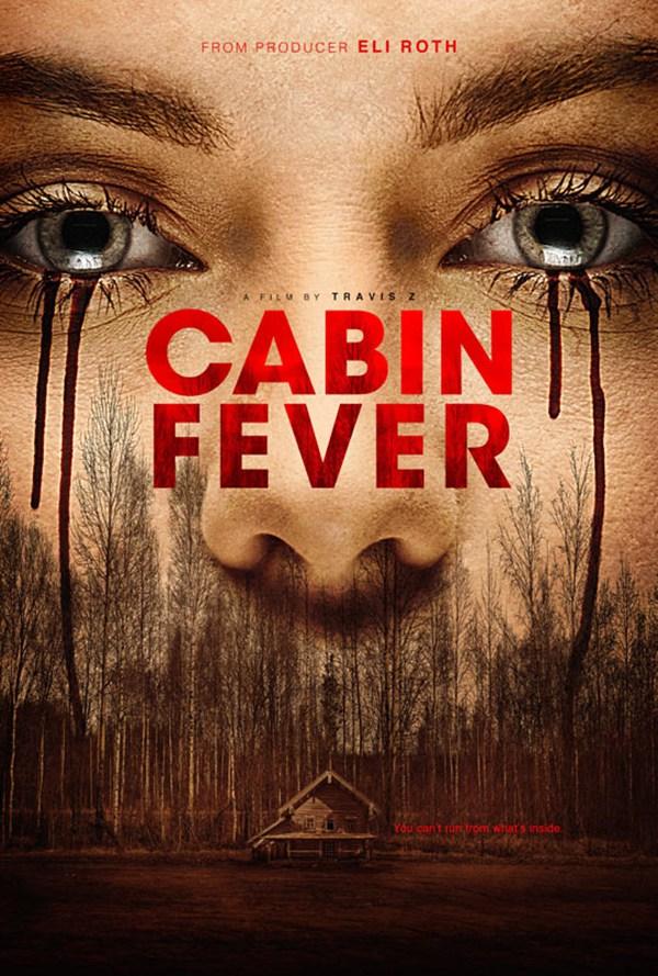 Cabin Fever - Remake 2016 - Teaser Poster