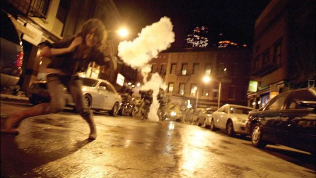 "Szenenbild aus ""Cloverfield"" (2008) von Regisseur Matt Reeves"