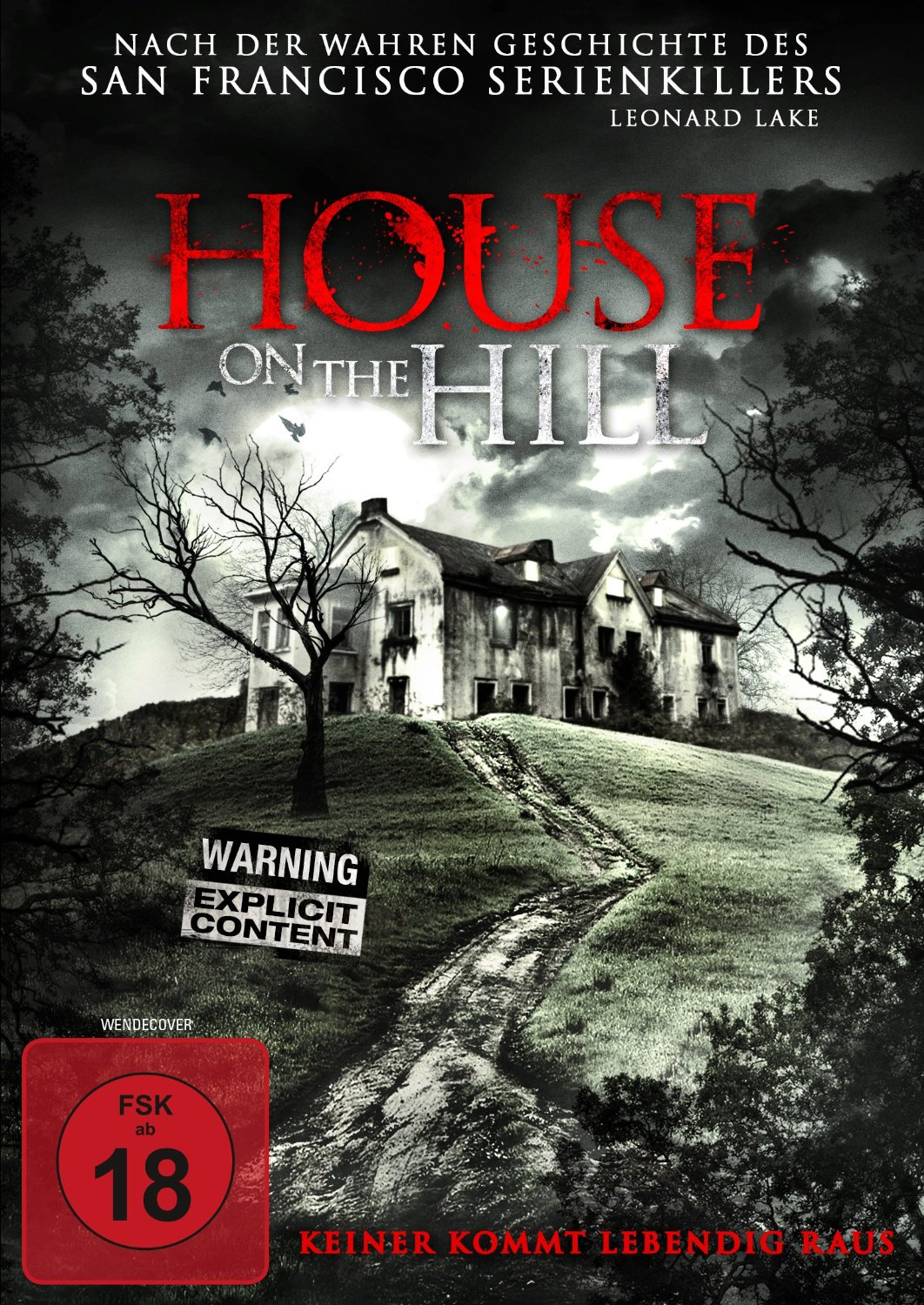 House on the hill der san francisco serienkiller film - House on the hill 2012 ...