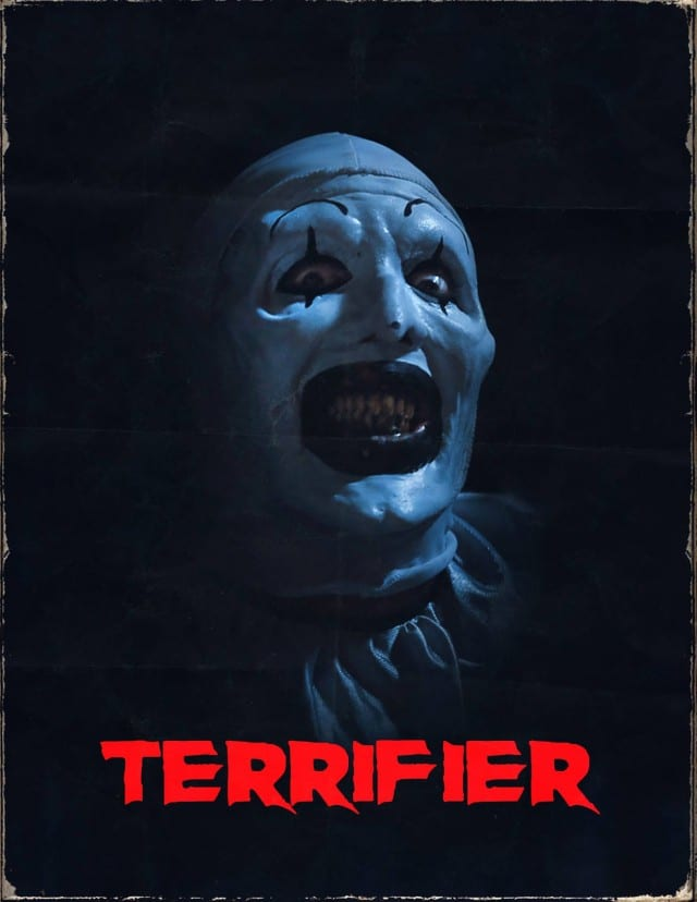 Terrifier Teaser Poster Artwork