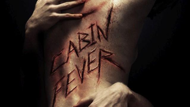 """Abgefahrenes neues """"Cabin Fever"""" Poster geht unter die Haut"""