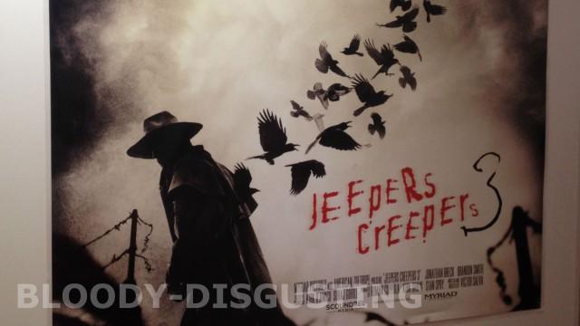 "Offizielles ""Jeepers Creepers 3"" Sales Artwork auf dem EFM entdeckt"