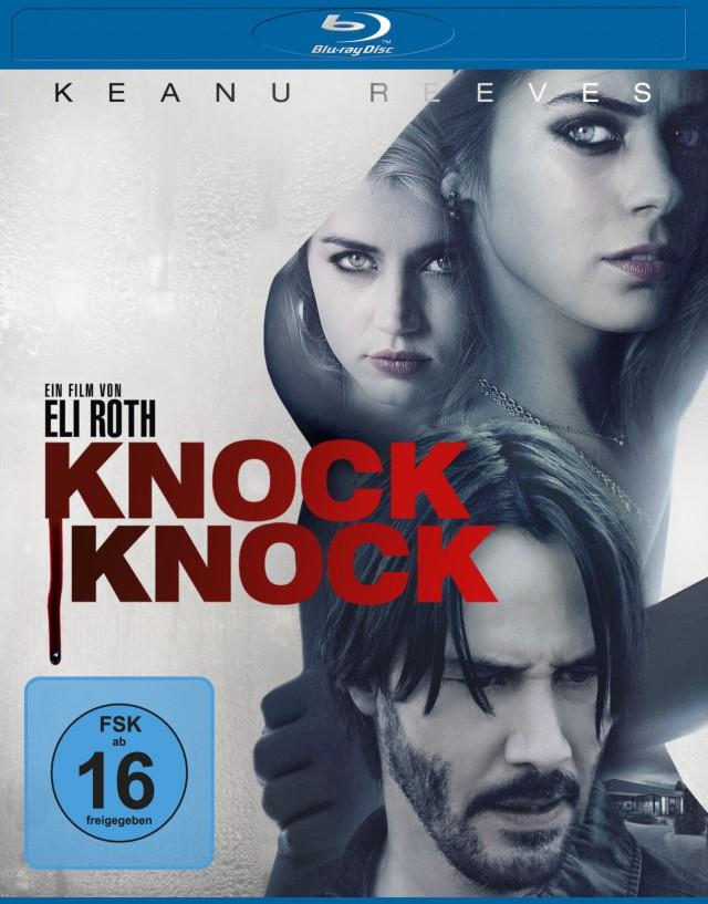 Knock Knock - Blu-ray Cover FSK 16