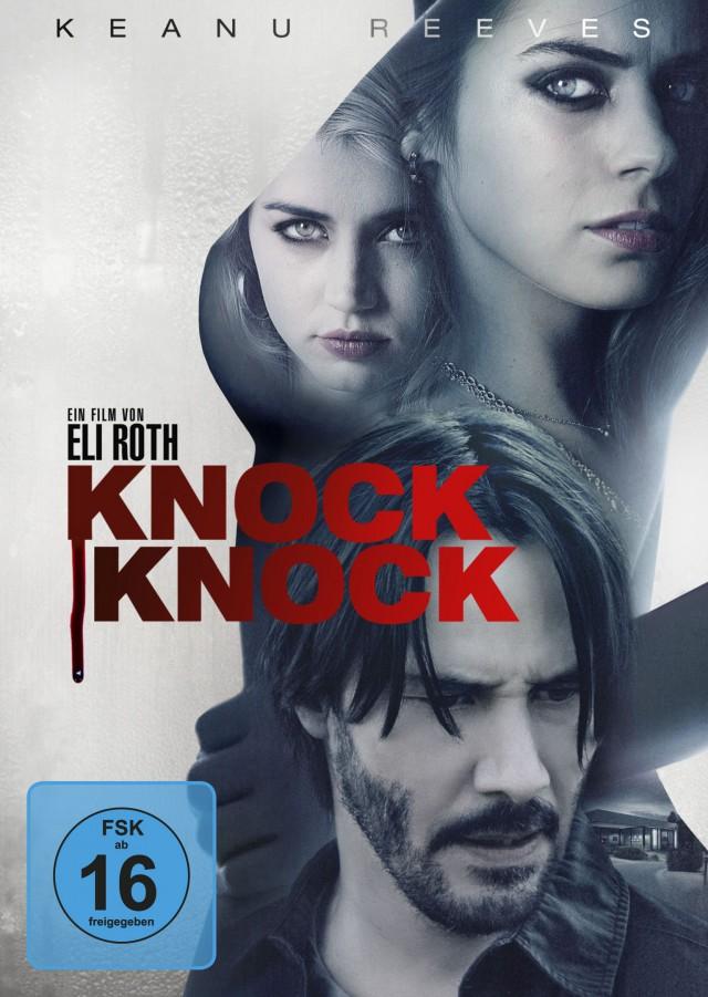 Knock Knock - DVD Cover FSK 16