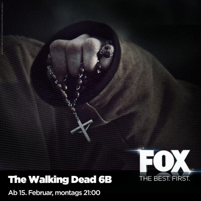 """Die zweite Hälfte von """"The Walking Dead"""" Staffel 6 startet im Februar"""