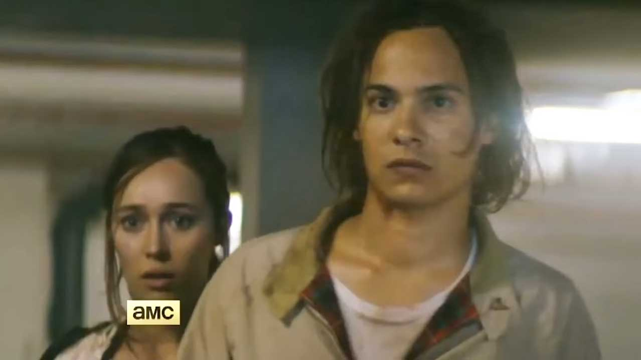 """Flight 462"" Teaser Trailer für die zweite Staffel ""Fear The Walking Dead"""