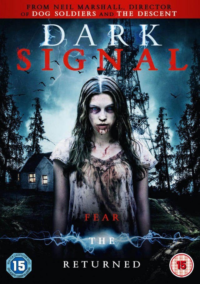 Dark Signal - UK Cover