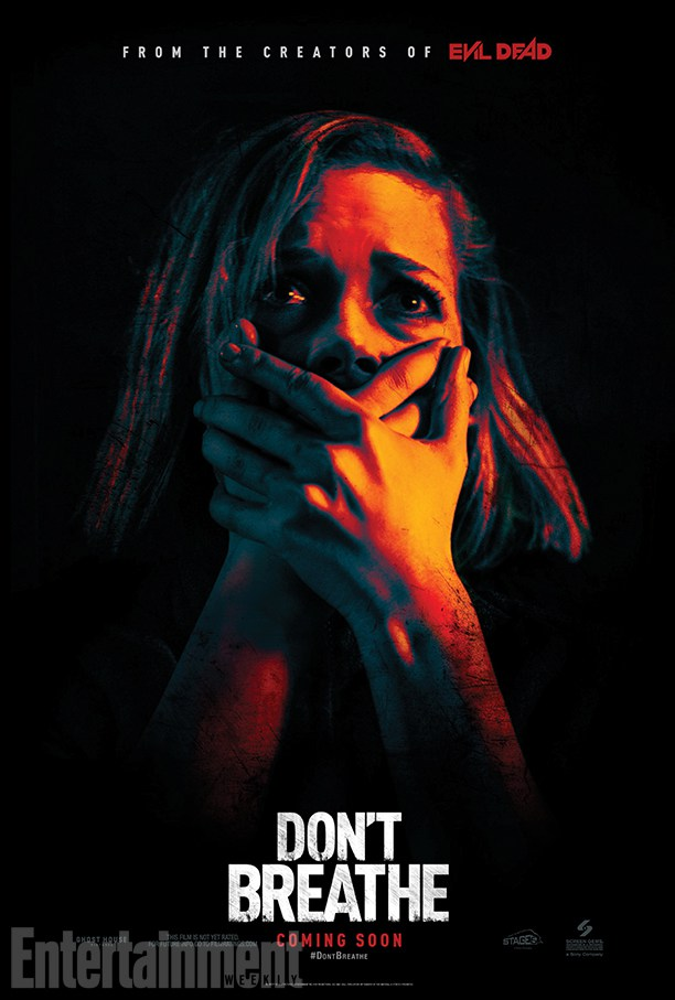 Dont Breathe - Teaser Poster