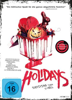 Holidays – Surviving them is hell (Film)
