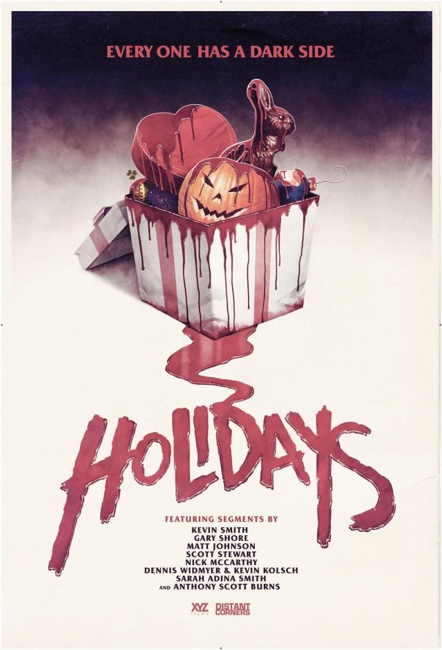 Holidays - Teaser Poster