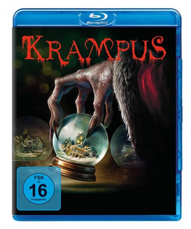 Krampus - Blu-ray Cover FSK 16