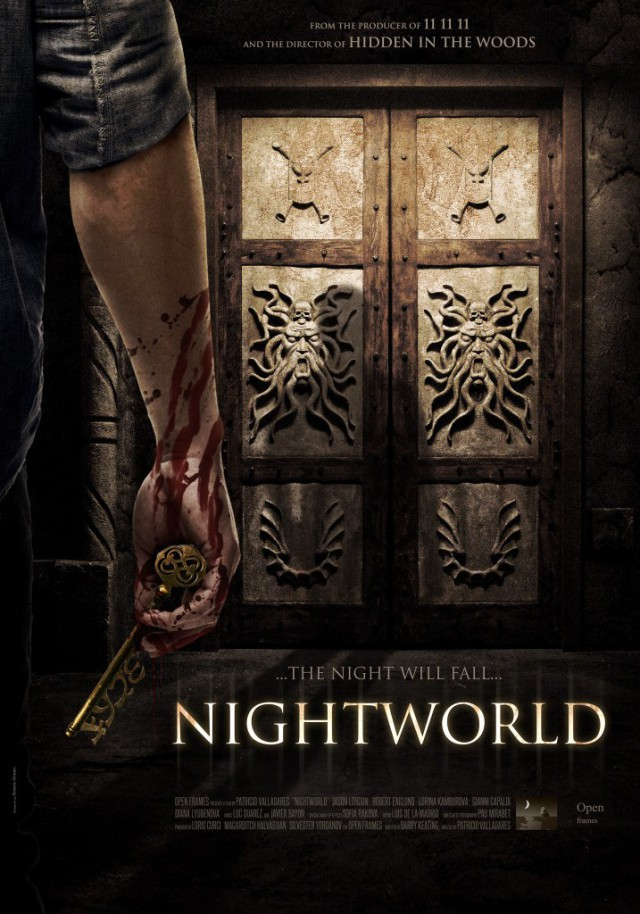 Nightworld - Teaser Poster