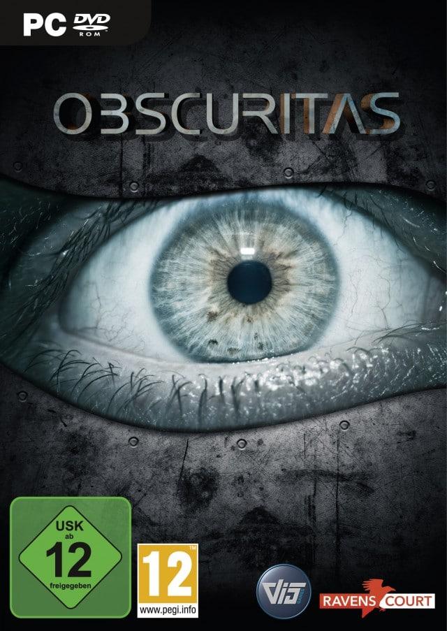 Obscuritas - PC Spiel Cover