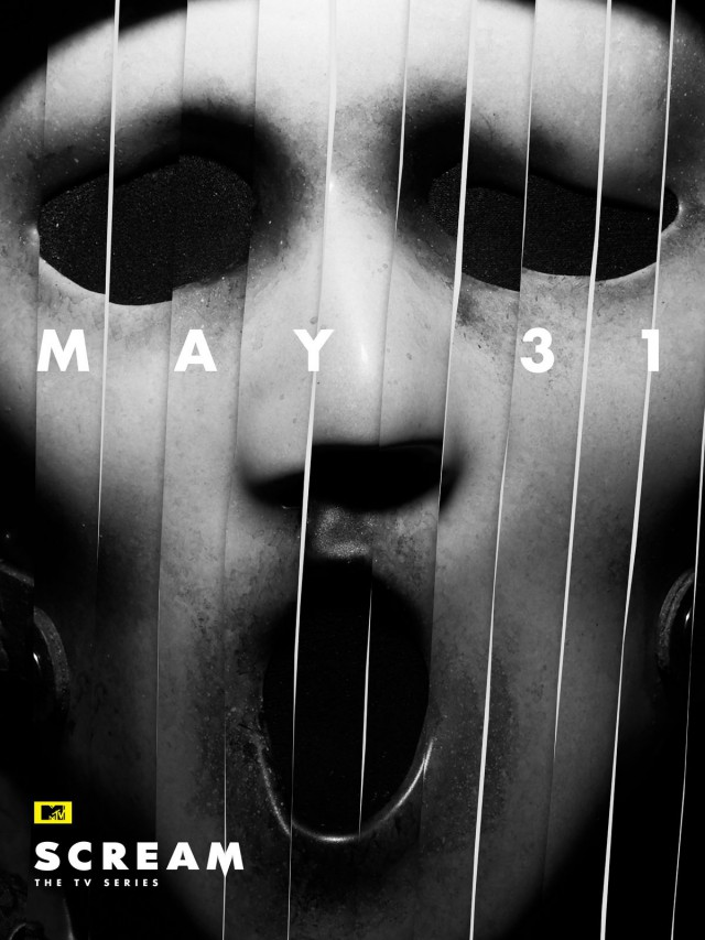 Scream - Staffel 2 - Teaser Artwork
