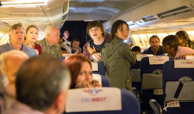 """Szenenbild aus """"Fear The Walking Dead - Flight 462"""""""