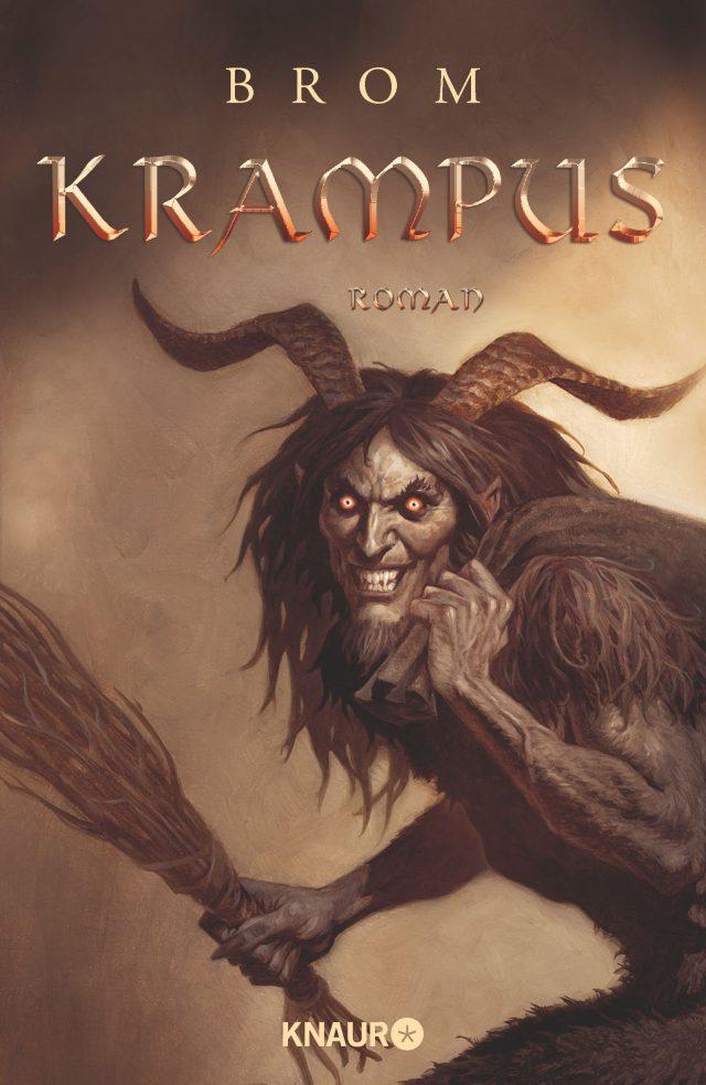 Krampus Buchcover Droemer Knaur
