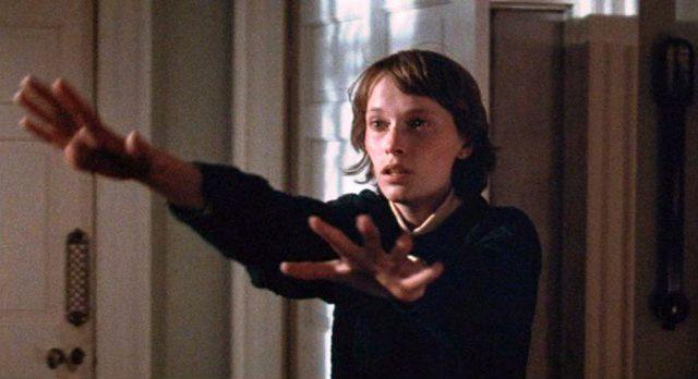 Stiefel die den Tod bedeuten Mia Farrow
