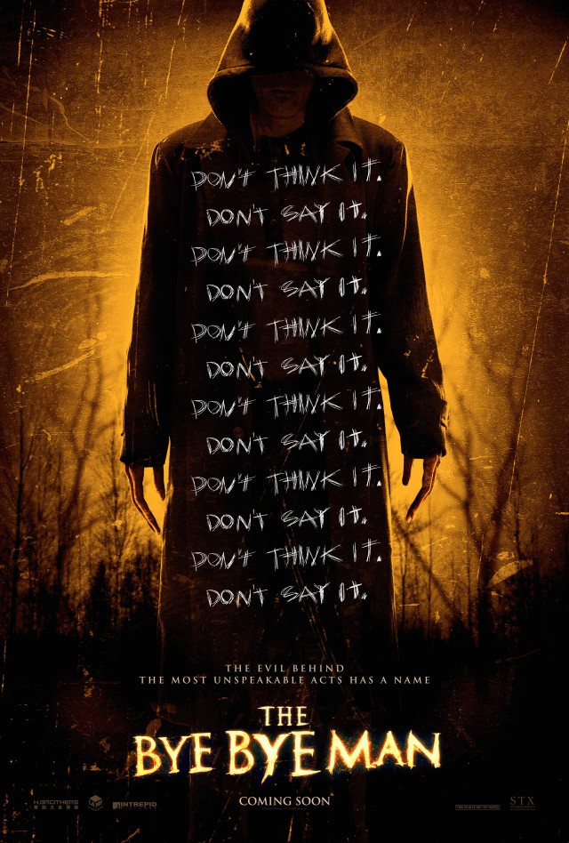 The Bye Bye Man - Teaser Poster