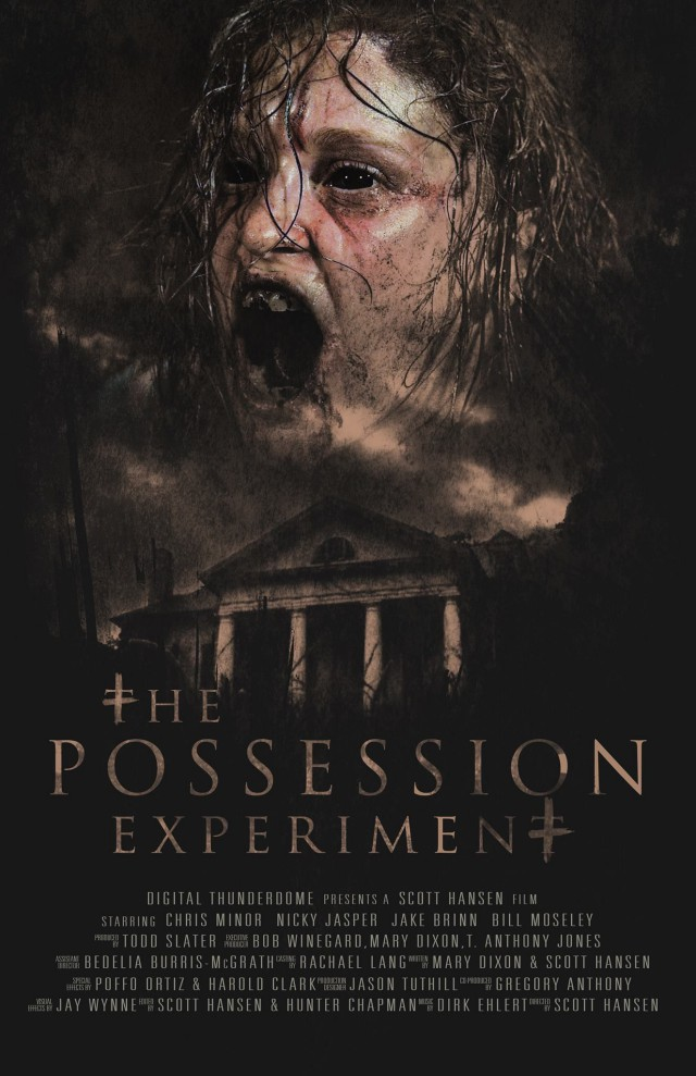 The Possession Experiment - Poster 2