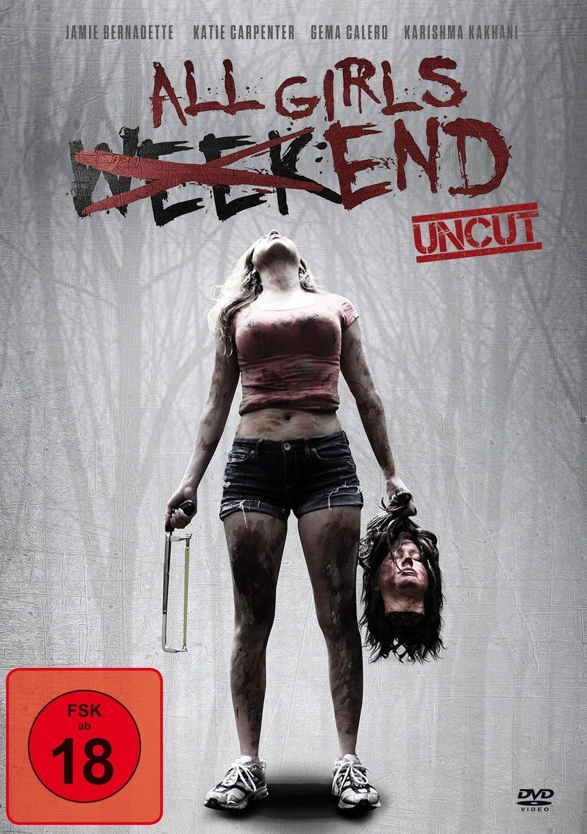 All Girls Weekend Film 2016 Scary Movies De
