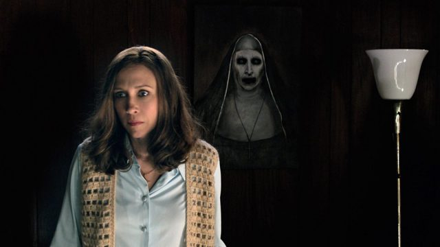Conjuring 2 Spin off The Nun