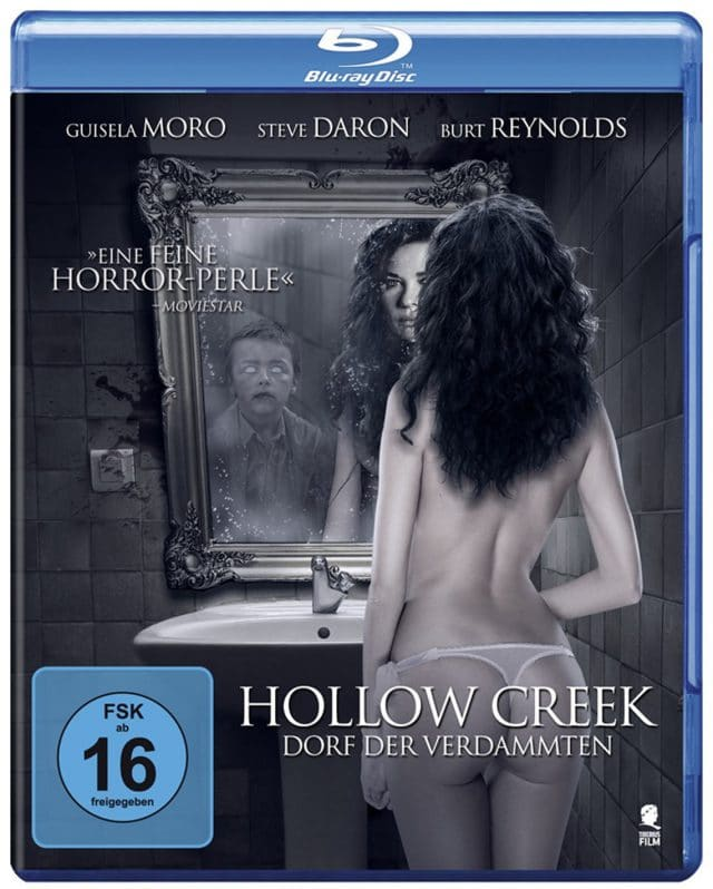 Hollow Creek - Blu-ray Cover FSK 16