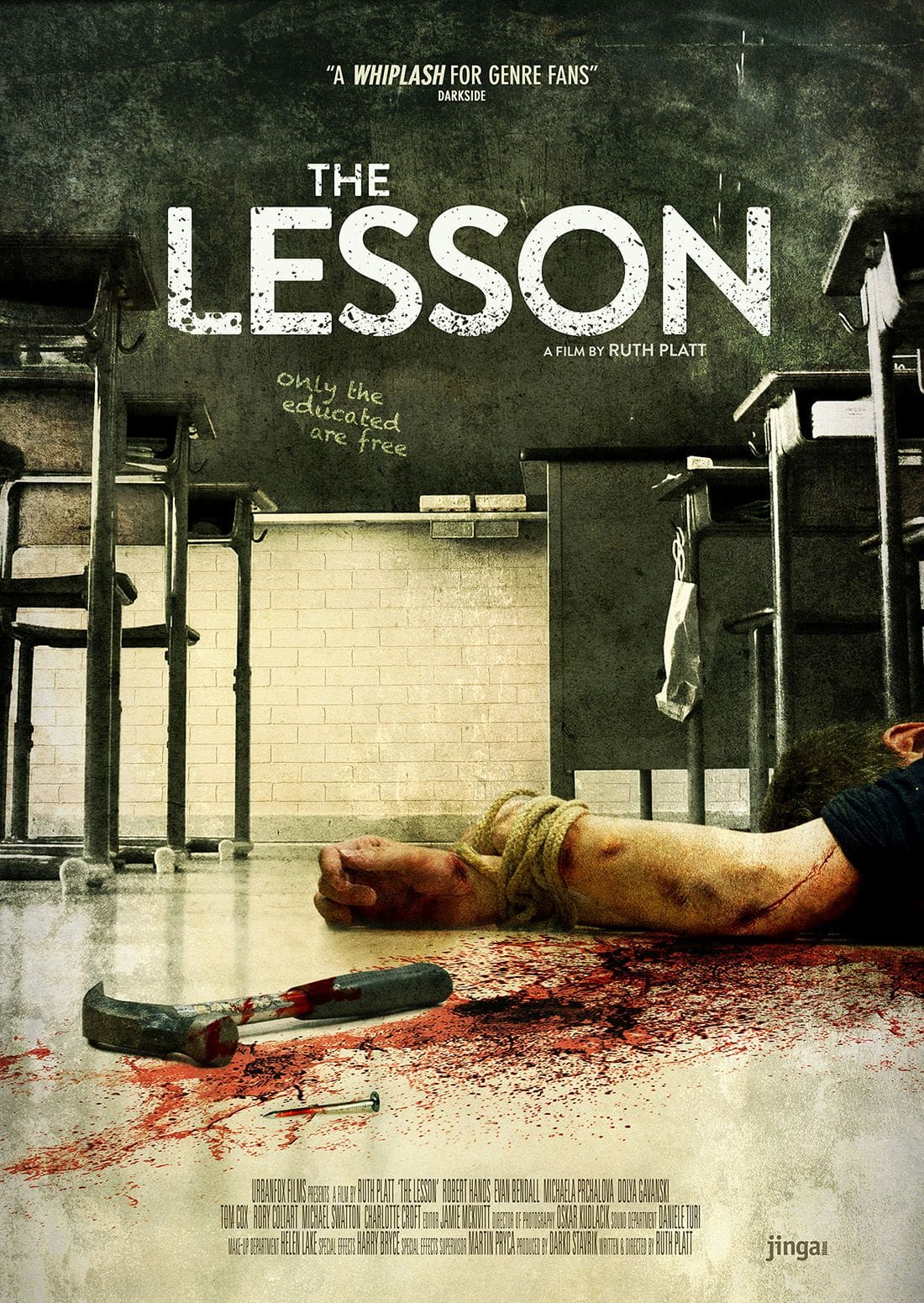 The Lesson - Film 2015 - Scary-Movies.de