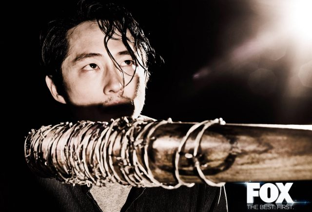 The Walking Dead Staffel 7 Baseballschlaeger 3