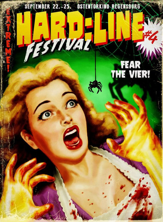 HARDLINE Film Festival 2016