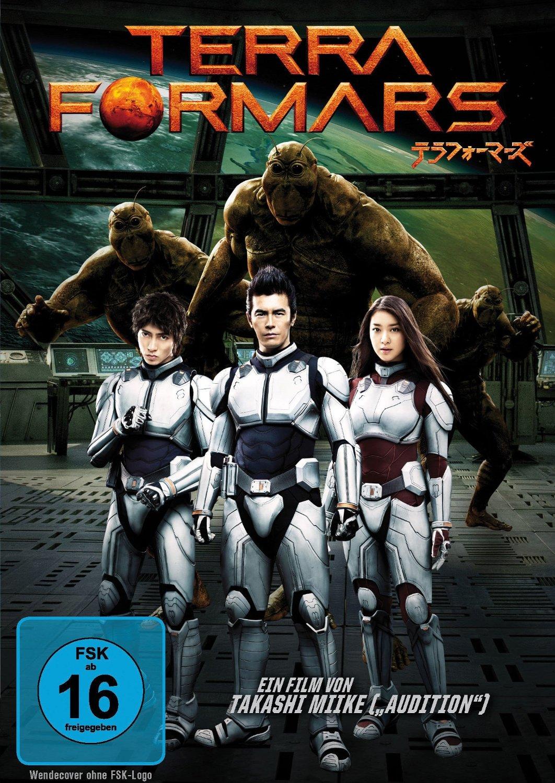 Terra Formars Film