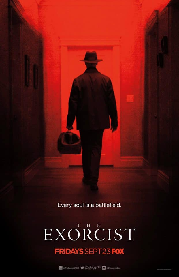 The Exorcist - Staffel 1 - US Teaser Poster