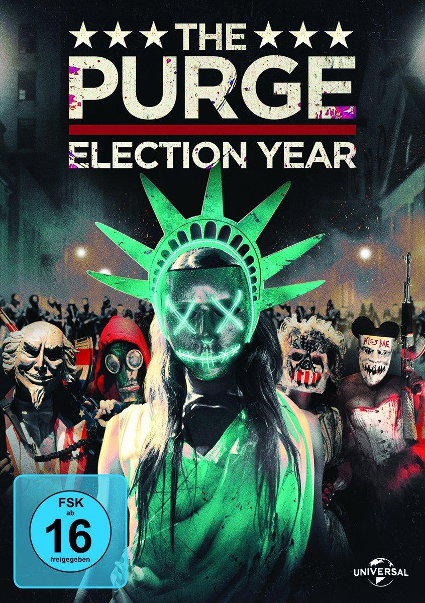 The Purge Serie Darsteller