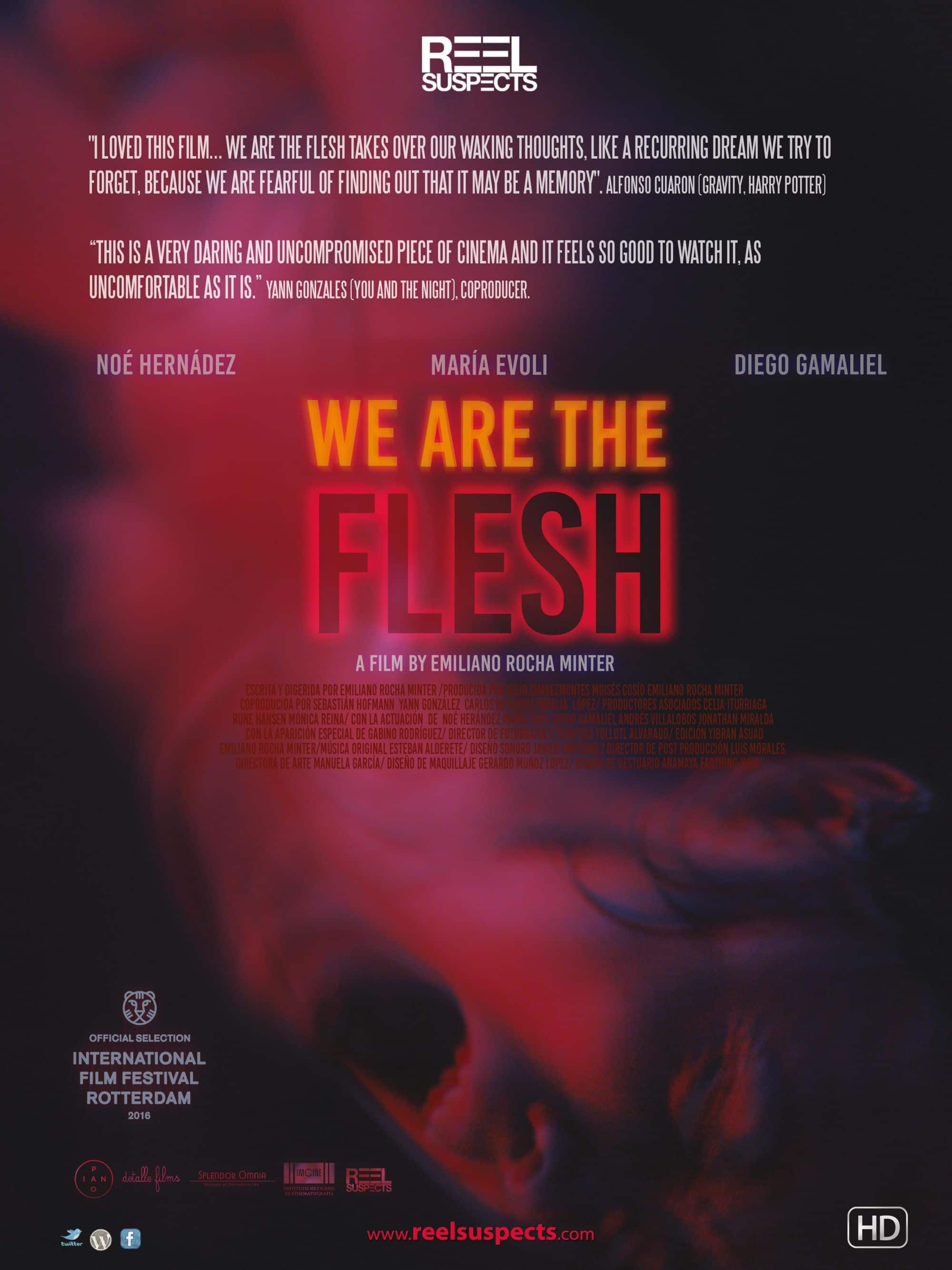 We Are The Flesh Film