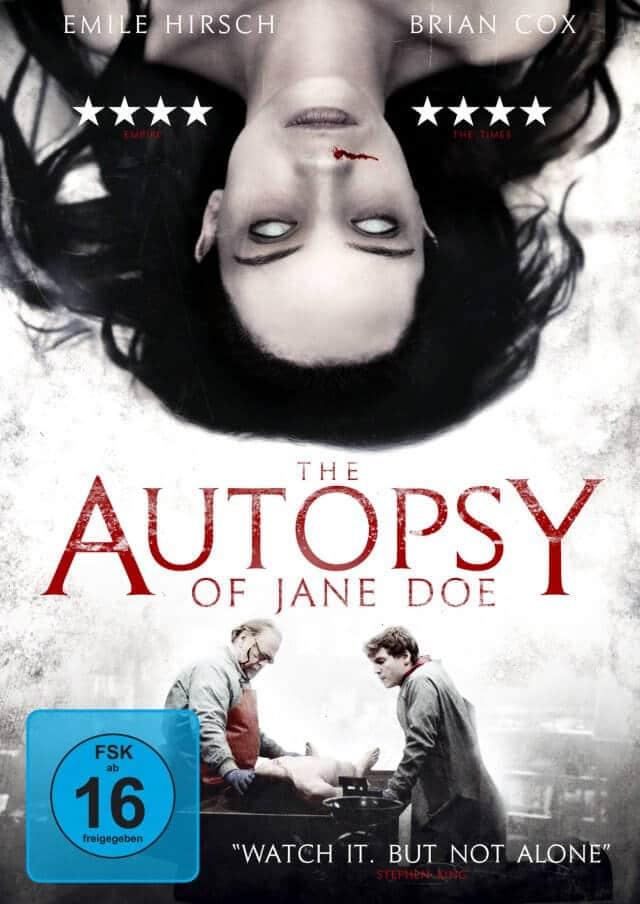 Die Autopsie Von Jane Doe Stream Deutsch