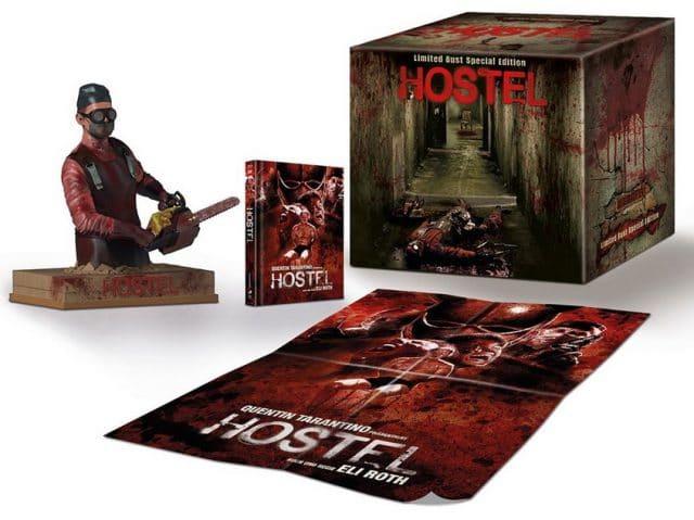 "Torture Horror ""Hostel"" bekommt aufwändige ""Limited Bust Special Edition"""