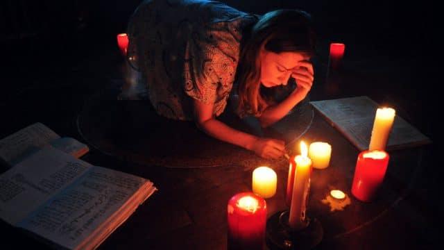"Okkulte Experimente im offiziellen Trailer zu ""A Dark Song"""