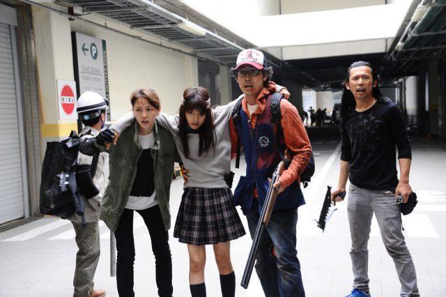 """Offizieller Trailer zum japanischen Zombiefilm """"I Am a Hero"""""""