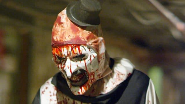 """Art der Clown ist zurück im offiziellen """"Terrifier"""" Trailer"""
