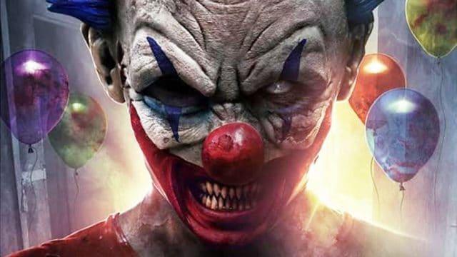 """[Trailer] Der Dämon-Clown in """"Clowntergeist"""" ist nicht zum Scherzen aufgelegt"""