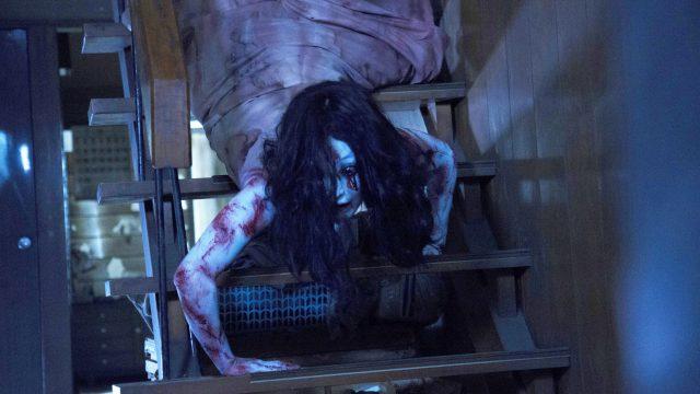 "Brandneuer US Trailer zu dem J-Horror Mix ""Sadako vs Kayako"""
