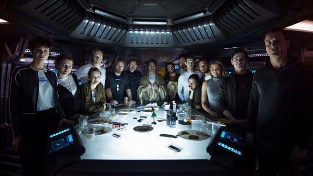 """Ridley Scott veröffentlicht Kurzfilm-Prolog zu """"Alien: Covenant"""""""