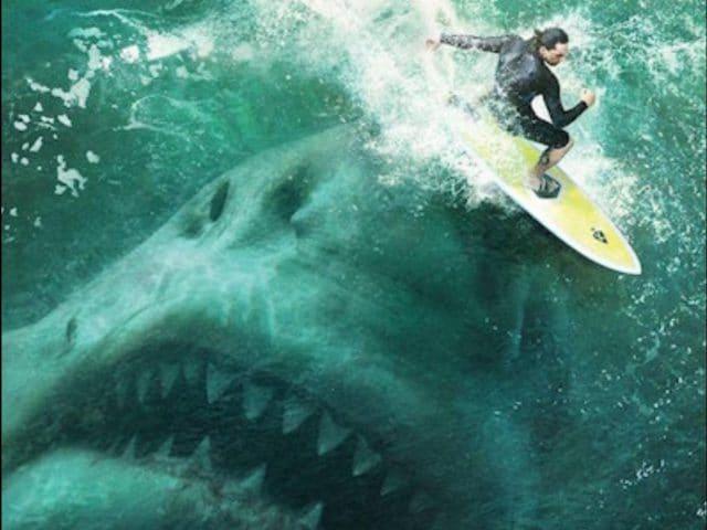 """Jason Statham's Hai-Horrorfilm """"Meg"""" erhält einen US Starttermin"""