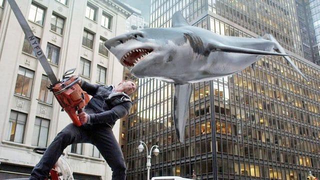"""Der fünfte """"Sharknado"""" ist im Anflug"""