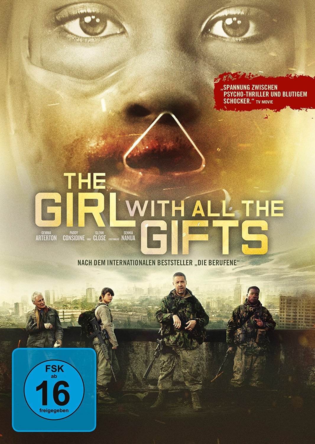 The Girl with All the Gifts - Film 2016 - Scary-Movies.de