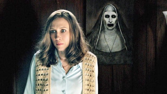 "US Kinostart zu James Wan's Gruselfilm ""The Nun"""